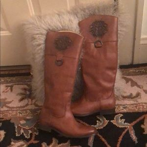 Women's Frye Riding Boots never worn